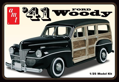 FORD WOODY 1/25