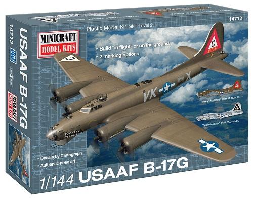 B-17G USAAF 1/144