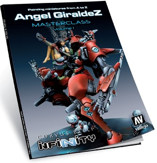 PAINTING MINIATURES FROM A TO Z ANGEL GIRALDEZ 01