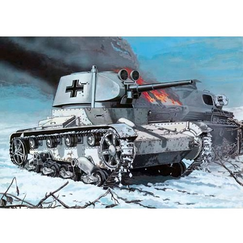 T-26 WZ 37 RUSSIAN 1/35 35308