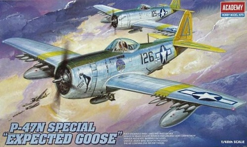 P-47N SPECIAL EXPECTED COOSE 2206 ACADEMY