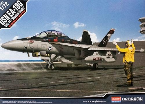 USN EA-18G VAG-141 SHADOW HAWKS 1/72