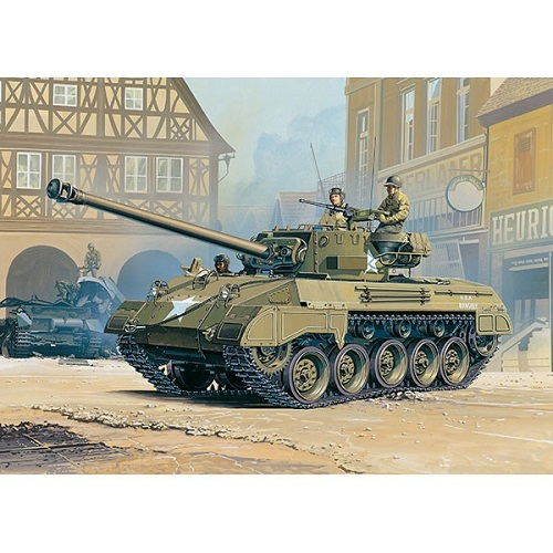 US ARMY M18 HELLCAT 1/35 ACADEMY
