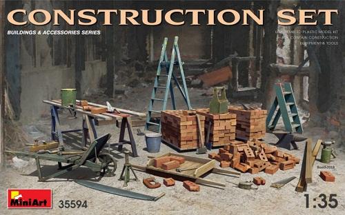 CONSTRUCTION SET 1/35 35594 MINIART