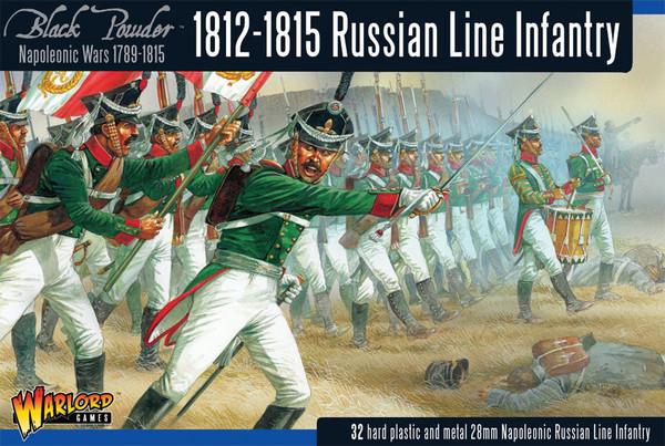 NAPOLEONIC RUSSIAN LINE INFANTRY 1812-15 (32)