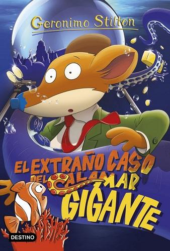 GS31 EL EXTRAñO CASO DEL CALAMAR GIGANTE - NUEVO