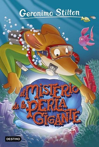 GS57 EL MISTERIO DE LA PERLA GIGANTE - NUEVO