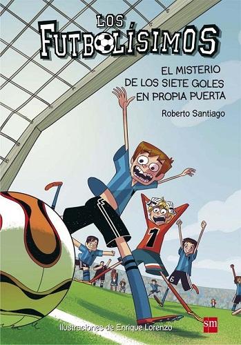 FUTBOLISIMOS 02 EL MISTERIO DE LOS SIETE GOLE