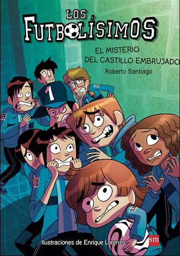 FUTBOLISIMOS 06 EL MISTERIO DEL CASTILLO EMBR