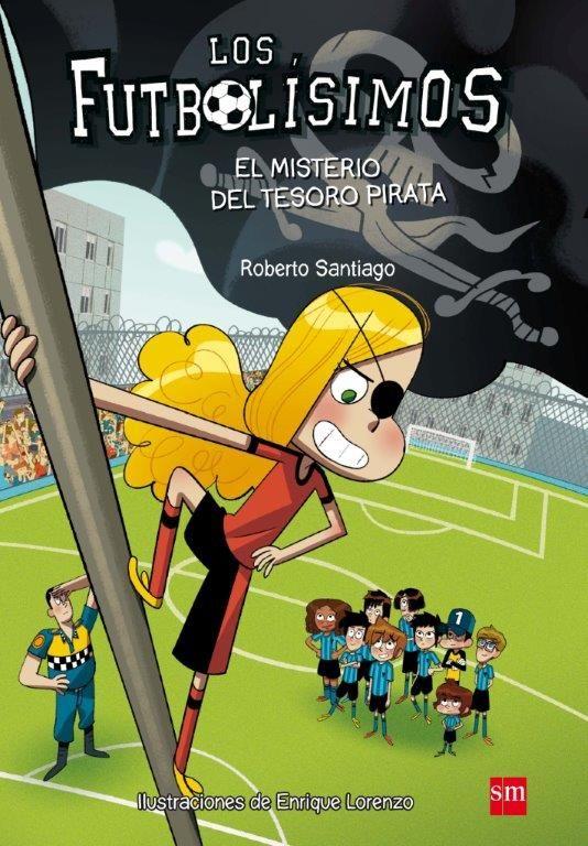 FUTBOLISIMOS 10 EL MISTERIO DEL TESORO PIRAT