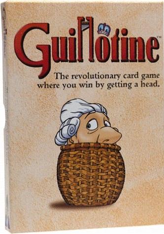 GUILLOTINE (INGLES)