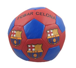 BALON BLANDO FC BARCELONA