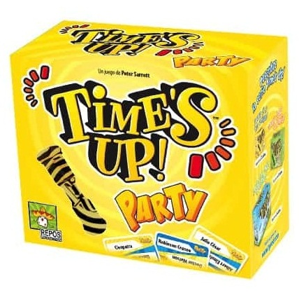 TIMES UP PARTY 1 VERSION AMARILLA