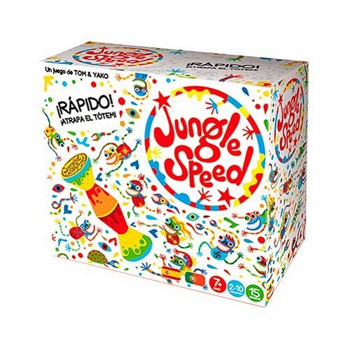 JUNGLE SPEED 2019