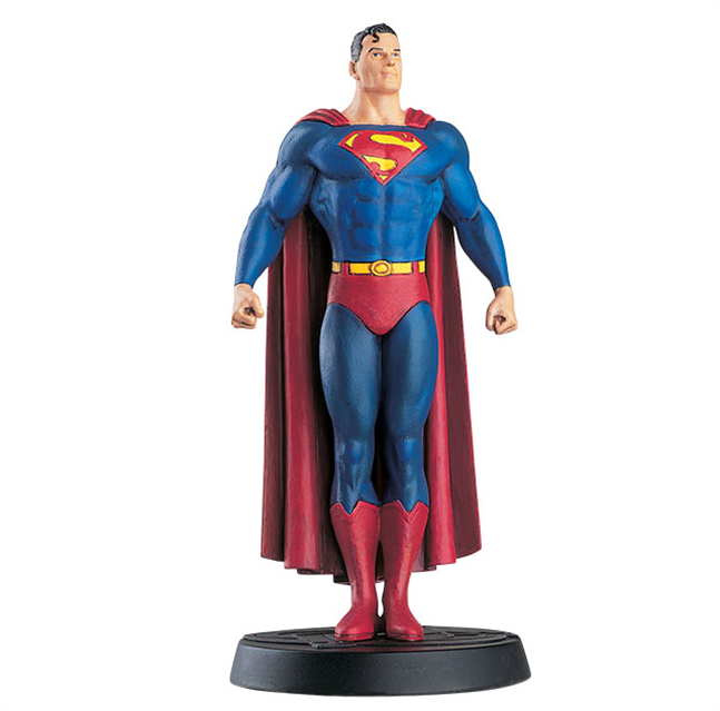 DC SUPER HERO COLLECTION: SUPERMAN
