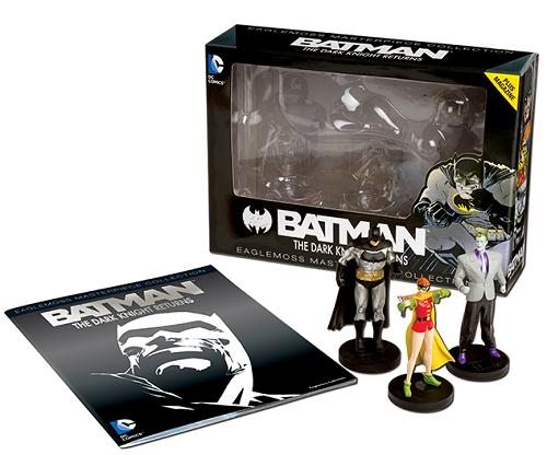 BATMAN: EL REGRESO DEL CABALLERO OSCURO BOXSET