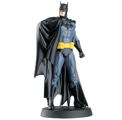 DC SUPER HERO COLLECTION: BATMAN 10CM.
