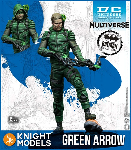 GREEN ARROW (TV SHOW) (MULTIVERSE)