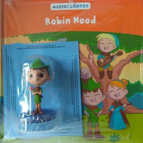 COLECCION AUDIOCUENTOS 25: ROBIN HOOD