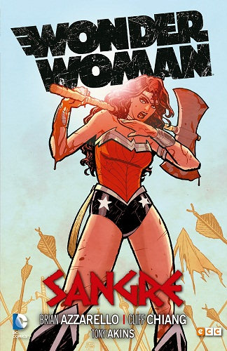 WONDER WOMAN: SANGRE 2ª EDIC.