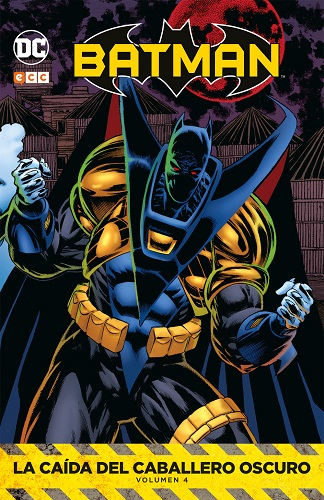 BATMAN: LA CAIDA DEL CABALLERO OSCURO 04