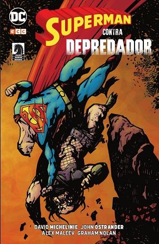 SUPERMAN COTRA DEPREDADOR