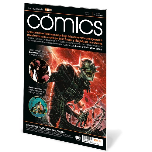 ECC COMICS 12 (REVISTA)