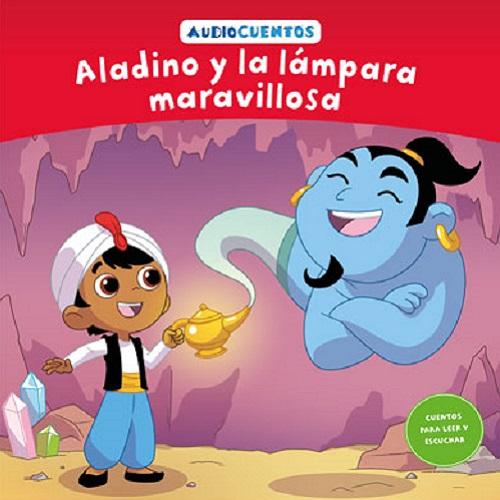 COLECCION AUDIOCUENTOS 38: ALADINO Y LA LAMPARA MA