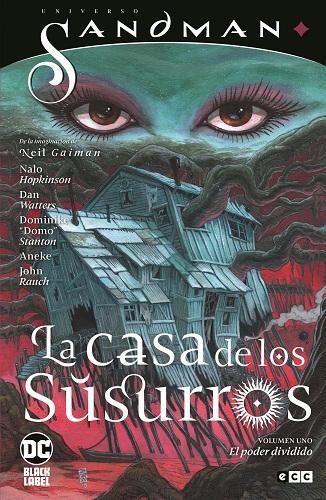 UNIVERSO SADMAN - LA CASA DE LOS SUSURROS VOL. 1: