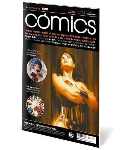 ECC COMICS 17 (REVISTA) - ESPECIAL WONDER WOMAN