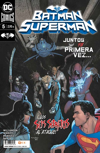 BATMAN/SUPERMAN 05