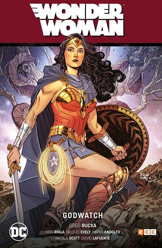 WONDER WOMAN VOL. 04: GODWATCH (W.W. SAGA)