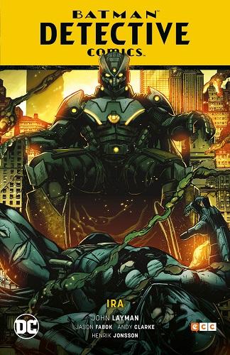 BATMAN DETECTIVE COMICS VOL. 03 - IRA (BATMAN SAGA