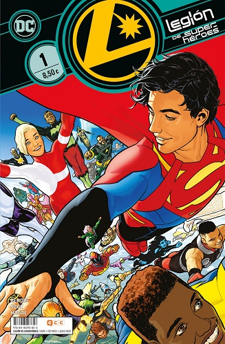 LEGION DE SUPERHEROES 01