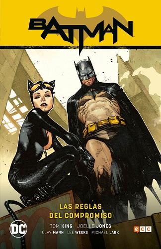 BATMAN VOL. 07: LAS REGLAS DEL COMPROMISO