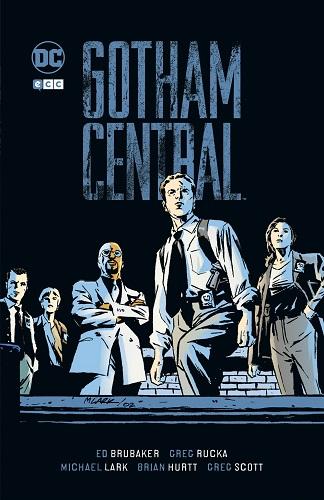 GOTHAM CENTRAL 1 (D2)