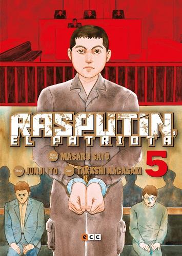 RASPUTIN, EL PATIROTA 05 (D6)