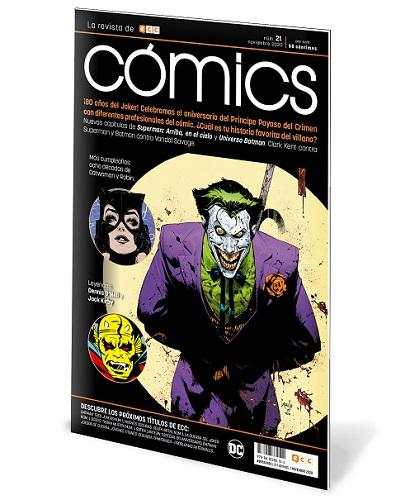 ECC COMICS 21
