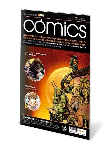 ECC COMICS 22 (REVISTA)
