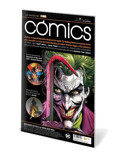ECC COMICS 23 (REVISTA) + ESPECIAL SKYBOUND