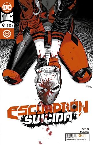 ESCUADRON SUICIDA 34/09