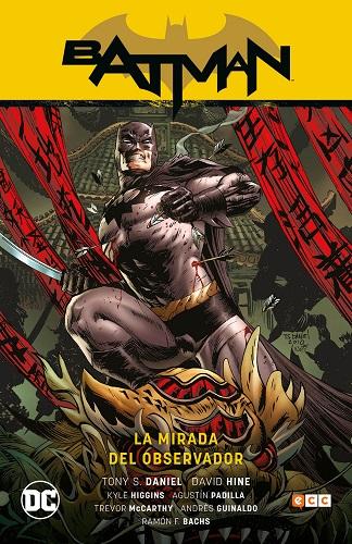 BATMAN 11: LA MIRADA DEL OBSERVADOR (BATMAN SAGA