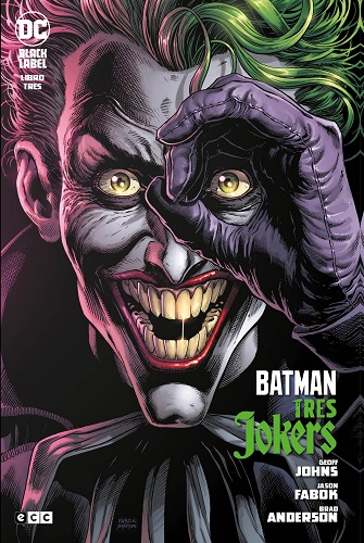 BATMAN: TRES JOKERS 03