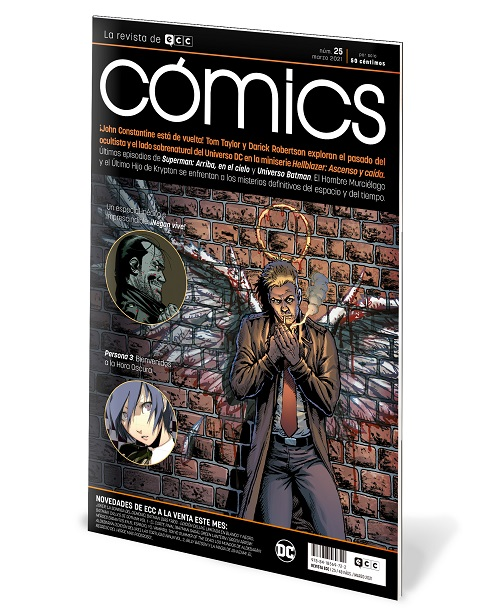 ECC COMICS 25 (REVISTA)