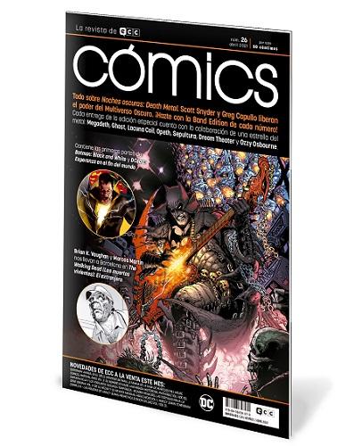 ECC COMICS 26