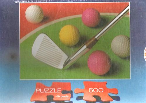 PUZZLE GOLF 500 PIEZAS 7545