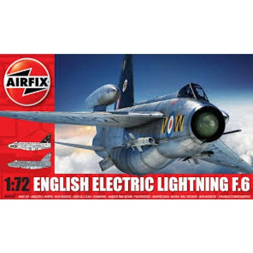 ENGLISH ELECTRIC LIGHTNING F6 1/72
