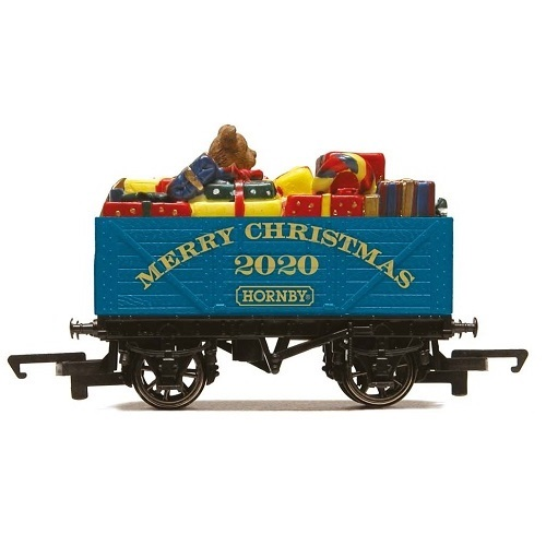 HORNBY CHRISTMAS WAGON 2020 1/87