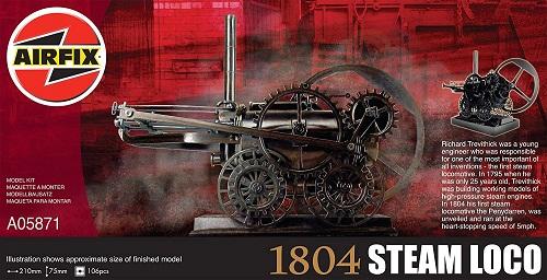 1804 STEAM LOCO