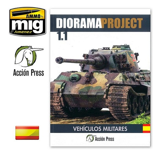 DIORAMA PROJECT 1.1 VEHICULOS MILITARES